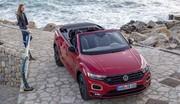 Volkswagen T-Roc Cabriolet : les prix, moteurs et équipements