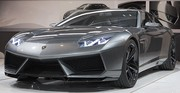 Lamborghini Estoque : La Lambo pour tuer les Lambos ?