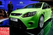 Ford Focus RS : Verte de rage !