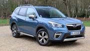Essai Subaru Forester 5 (2020) : petit pas de l'hybridation