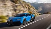 Bugatti Chiron Pur Sport : la présentation vidéo anti Covid-19