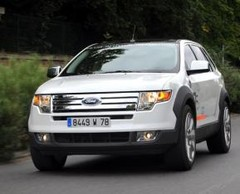 Ford Edge Hyseries Drive : C'est déjà demain