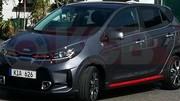Les photos de la future Kia Picanto 2021 en fuite