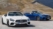 La prochaine Mercedes SL développée par AMG