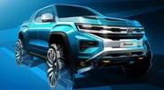 Volkswagen Amarok : jumeau du Ford Ranger