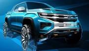 Le Volkswagen Amarok, deuxième du nom, sera une Ford !