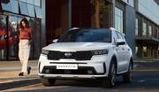 Kia Sorento : l'hybride rechargeable arrivera, mais pas l'hybride