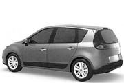 Renault Scénic III : Les maquettes dévoilées !