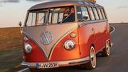 Volkswagen dévoile le e-Bulli