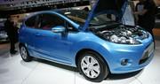 La Ford Fiesta enfile la panoplie ECOnectic