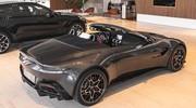 Rencontre avec l'Aston Martin Vantage Roadster