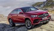 Le nouveau Mercedes GLE Coupé 2020 à partir de 81 200 €
