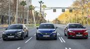 Les photos de la Seat Leon 2020 en action