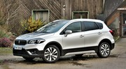 Essai Suzuki S-Cross 1.4 Boosterjet Hybrid (2020) : prix et consommation ne font pas tout
