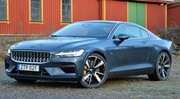 Essai Polestar 1 : t'as le look Volvo !