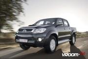 Toyota Hilux : Facelift de l'indestructible pick-up