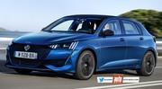 Future Peugeot 308 (2021) : la Lionne hausse le ton