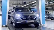 Daimler traversera la crise du coronavirus sans l'aide de l'Allemagne