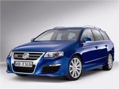 Volkswagen Passat SW R36 : poussée d'hormones