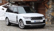 Essai Range Rover V8 S/C Svautobiography Dynamic (2020) Autobiography Du Roi Des Suv