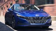 La Hyundai Elantra hybride annonce l'i30 hybride