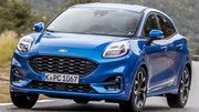 Ford Puma : nouvelle finition ST Line V et nouveau moteur diesel