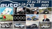 Résumé Auto Titre du 23 au 28 mars 2020