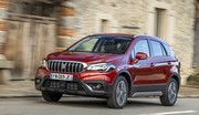 Essai Suzuki S-Cross Hybrid : La chasse au malus !