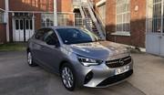 Essai Opel Corsa 1.5 diesel 2020 : le buzz de l'éclair