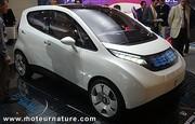 Pininfarina B0, avec Bolloré : La preuve que la révolution électrique est en route