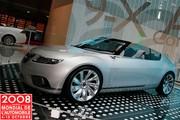 Saab Concept 9-X Air : Un cabriolet écolo, élégant et performant