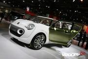 Citroën C-Cactus : Le concept délirant sera produit !