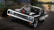 Fast & Furious : la Dodge Charger de Dominic Torreto en version LEGO