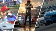 Confinement : à quels jeux vidéo de course auto ou moto jouer ?