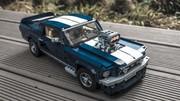 TOP 9 spécial confinement : les voitures Lego