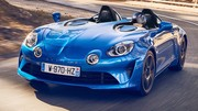Alpine A442 Speedster (2020) : la Berlinette A110 prend un grand bol d'air