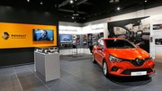 Chute de 72,2% des ventes de véhicules neufs en mars