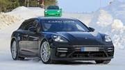 Les premières photos de la Porsche Panamera Sport Turismo restylée