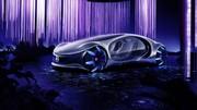 Voitures électriques : Mercedes travaille sur la batterie organique