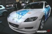 Mazda RX-8 Hydrogen RE : de l'hydrogène dans un rotatif