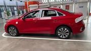 La nouvelle Audi A3 bientôt en berline