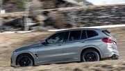Essai BMW X3 M