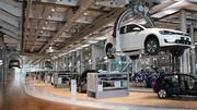 Volkswagen prolonge l'arrêt de ses usines