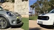 Comparatif - Mini Cooper SE vs Honda e Advance : duel de GTI électriques