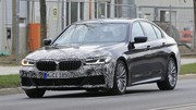La BMW Série 5 profitera de presque 400 chevaux dans sa version hybride plug-in !