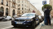 BMW 545e hybride : Prévue pour cette année avec 394 chevaux !