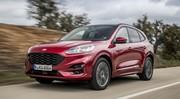 Nouveau Ford Kuga 2020 : essence, diesel ou hybride, dès 26 600 Euros
