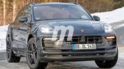 Futur Porsche Macan 2021 : les toutes premières photos !