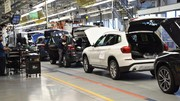 Coronavirus : BMW prolonge la fermeture de ses sites jusqu'à fin avril