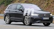Nouvelles photos du prochain Volkswagen Tiguan attendu pour 2020